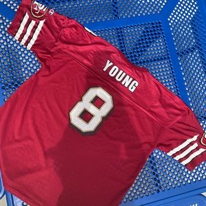 "Vintage San francisco 49ers ""Steve Young"" Jersey"
